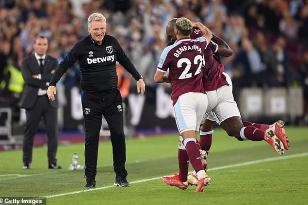 David Moyes is very please with the performance of players