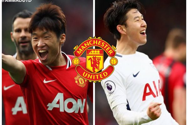 Son Heung-min revealed Manchester United was his favorite team