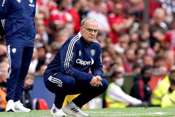 Bielsa ready to change style if it's good for the team