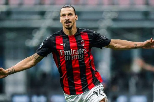 Ibrahimovic may have a chance to return against Juventus